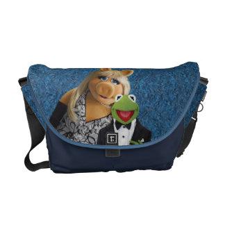 Miss Piggy and Kermit Courier Bag