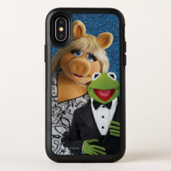 Cute Cartoon Disgust from Inside Out OtterBox Apple iPhone X Symmetry Case