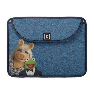 Miss Piggy and Kermit Sleeve For MacBook Pro