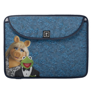 Miss Piggy and Kermit Sleeve For MacBooks