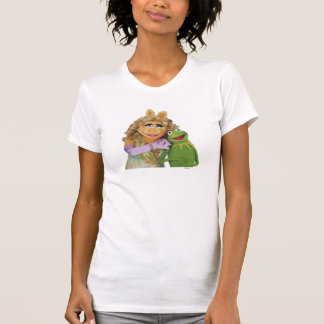 Miss Piggy and Kermit T-shirts