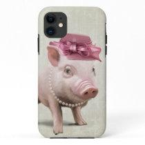 Miss Piggy iPhone 11 Case