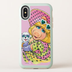 OtterBox Apple iPhone X Symmetry Case with Inside Out's Sadness with Rainbow design