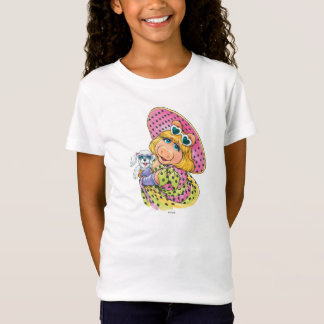 Miss Piggy Holding Puppy T-Shirt