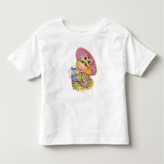 Miss Piggy Holding Puppy Toddler T-shirt
