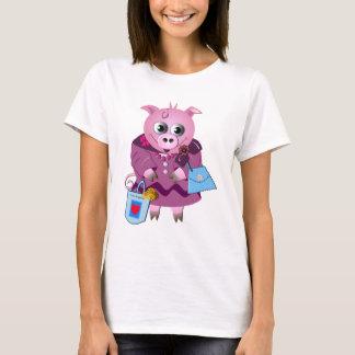 Miss Piggy loves shopping T-Shirt