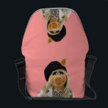 "Miss Piggy Messenger Bag<br><div class=""desc"">Miss Piggy</div>"