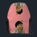 """Miss Piggy Messenger Bag<br><div class=""""desc"""">Miss Piggy</div>"""
