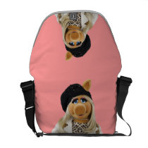 Miss Piggy Messenger Bag
