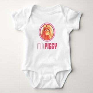 Miss Piggy Model Baby Bodysuit