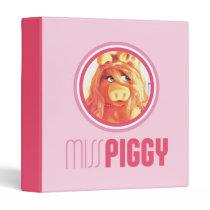 Miss Piggy Model Binder