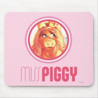 Miss Piggy Model Mouse Pad