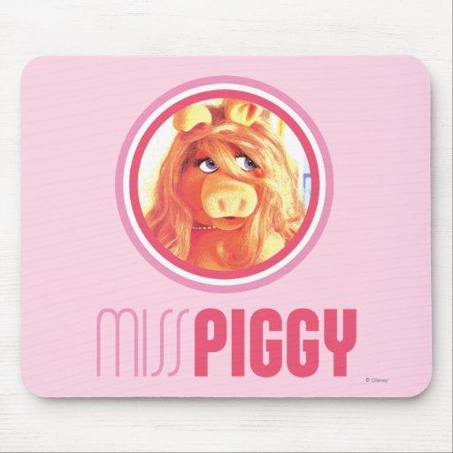 Miss Piggy Model Mousepad