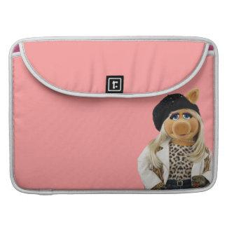 Miss Piggy Sleeve For MacBooks