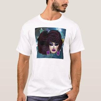 Miss Priscilla Velvet:  Virtual Queen T-Shirt