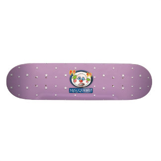 Miss Quote Skateboard