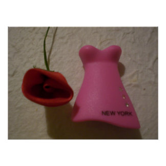 Miss Rose Valentine Print