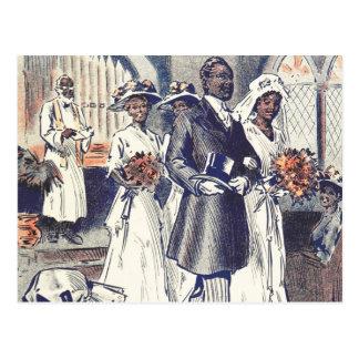 Miss Samantha Johnson's Wedding Post Cards