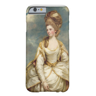 Miss Sarah Campbell, 1777-78 (oil on canvas) Barely There iPhone 6 Case