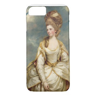 Miss Sarah Campbell, 1777-78 (oil on canvas) iPhone 7 Case