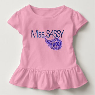 Miss Sassy Toddler T-shirt