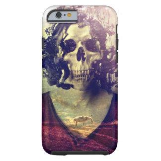 Miss Skull Tough iPhone 6 Case