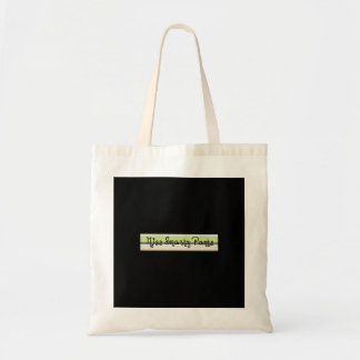 Miss Smarty Pants Tote Bags
