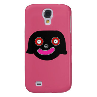 miss smiley face Samsung Galaxy S4 Samsung Galaxy S4 Cover