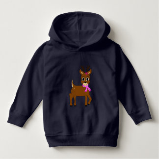 Miss Sparkle Toddler Hoodie