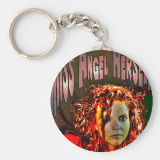 Miss sting Herself Miss sting in saves Keychains