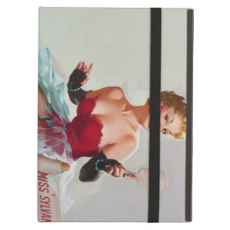 Miss Sylvania Pin-Up Girl iPad Air Covers