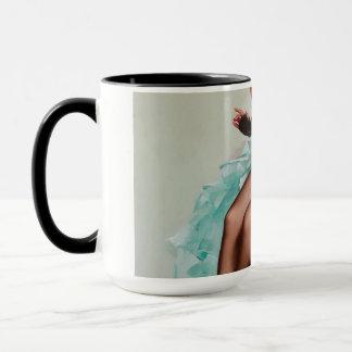 Miss Sylvania Pin-Up Girl Mug