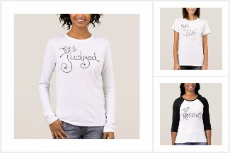 Miss . . . t-shirts
