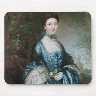 Miss Theodosia Magill Mouse Pad