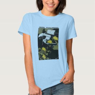 Miss Traümerei babydoll blue Tee Shirt