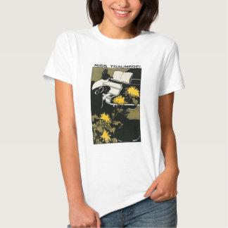 Miss Traümerei babydoll lime T Shirt