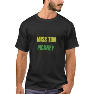 Miss Tun Pickney Logo T-shirt