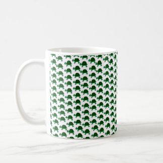 Miss Turtle coffee mug