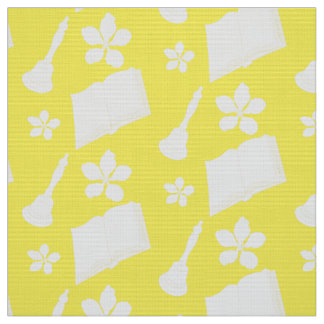 Miss Two Pines Southern Yellow Fabric