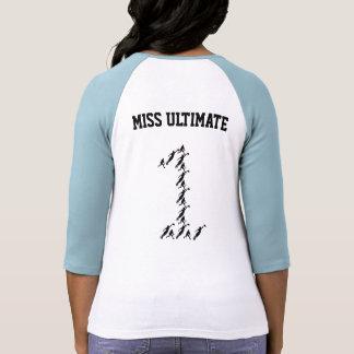 Miss Ultimate Tshirts