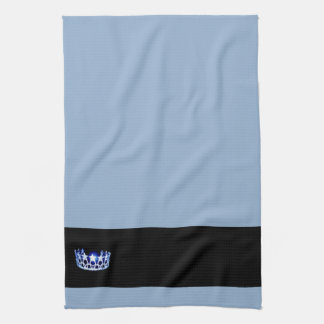 Miss USA America style Crown Kitchen Towel