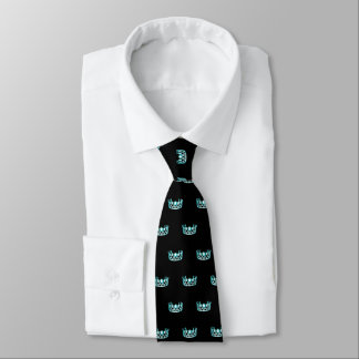 Miss USA Aqua Crown Men's Tie