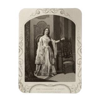 Miss Vandenhoff as Juliet, Act III Scene 1 of 'Rom Magnet