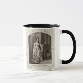 Miss Vandenhoff as Juliet, Act III Scene 1 of 'Rom Mug