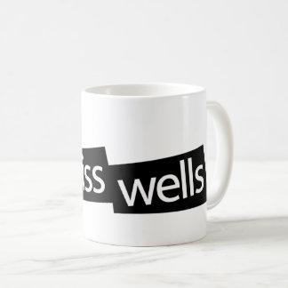 Miss Wells Official Logo Mug