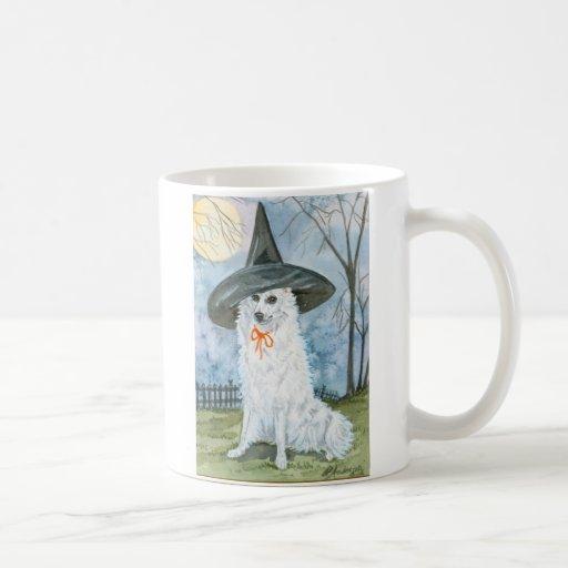 Miss Witch Basic White Mug
