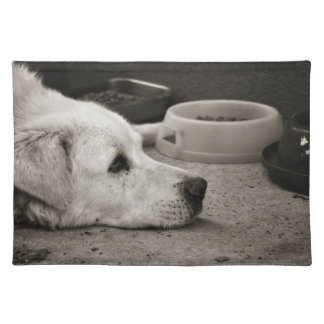 Miss you - American MoJo Placemats