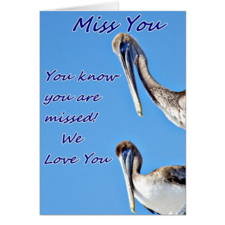 Miss You_ Card