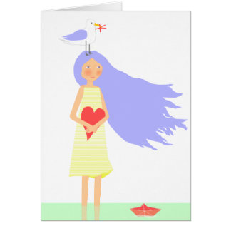 Miss You! Card