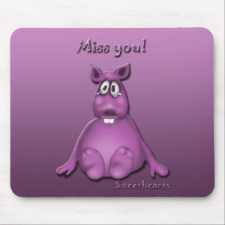 miss you mouse pad
